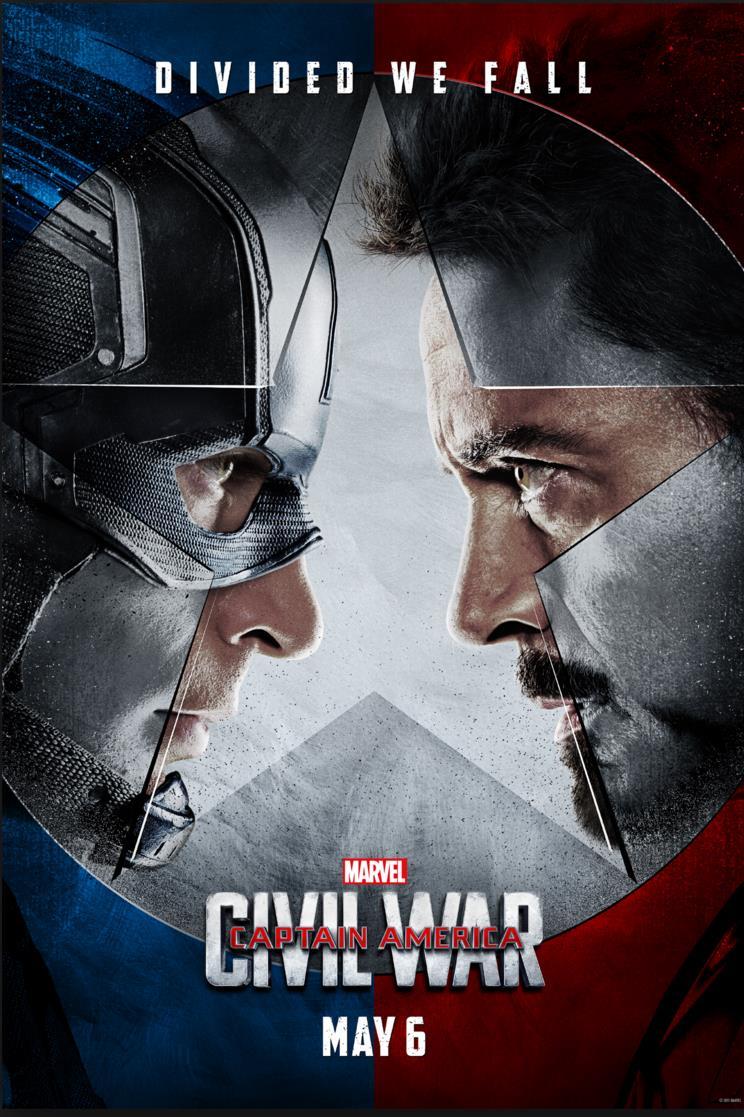 Captain America: Civil War – ParentalReview
