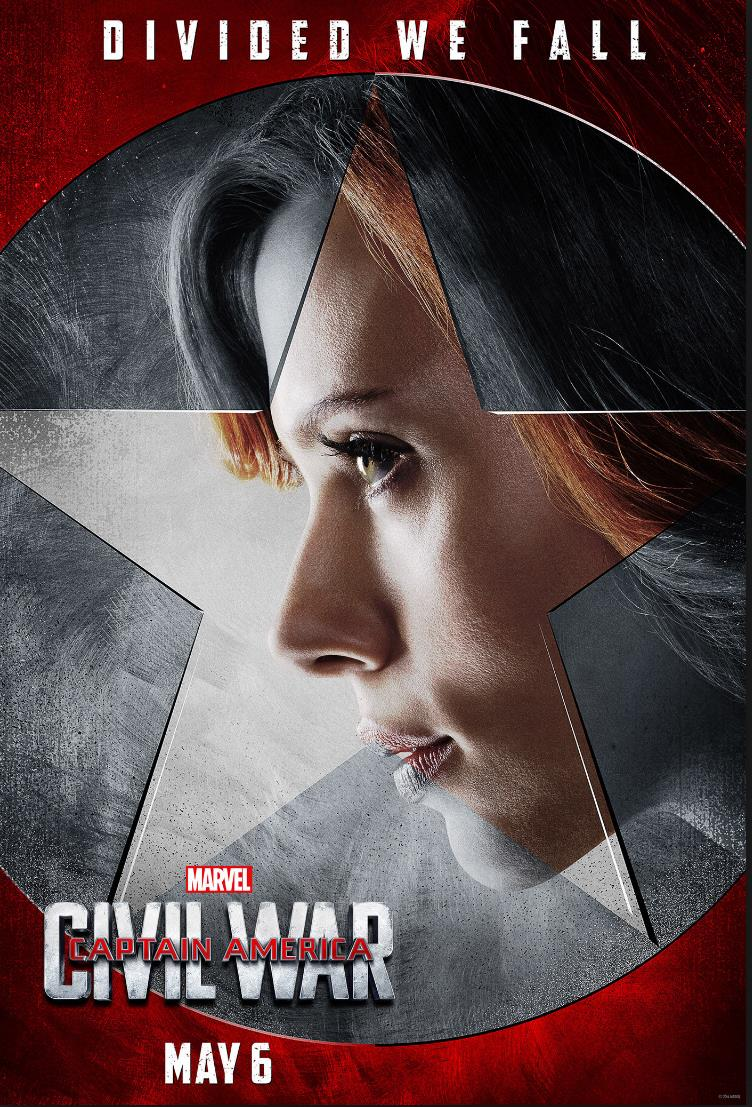 Civil War: Natasha Romanoff, Steve's Friend