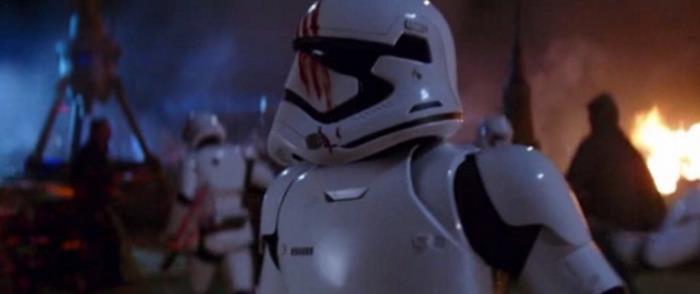 Finn good Stormtrooper