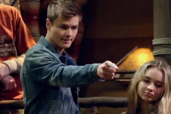 jealous Lucas