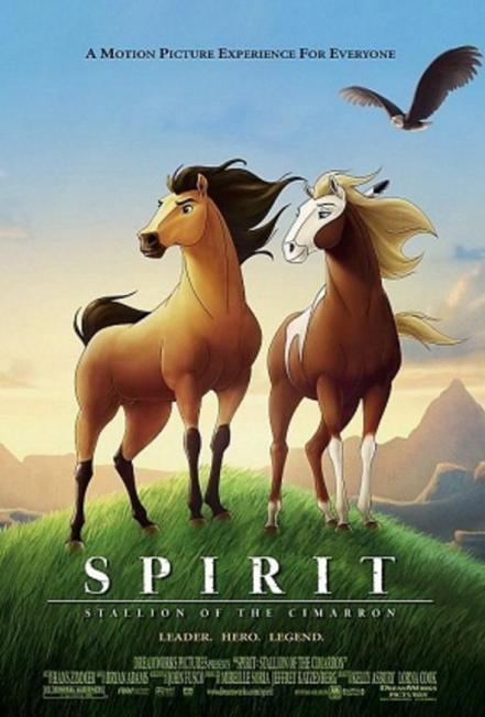 Spirit Stallion OTC