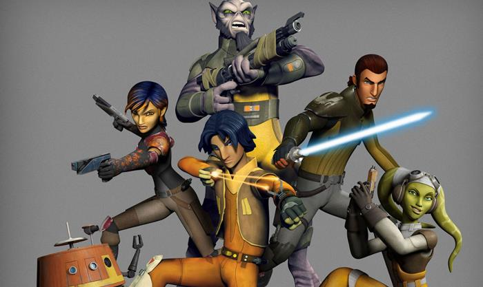 6 Ways that StarWars: Rebels Differs From StarWars: The Clone Wars