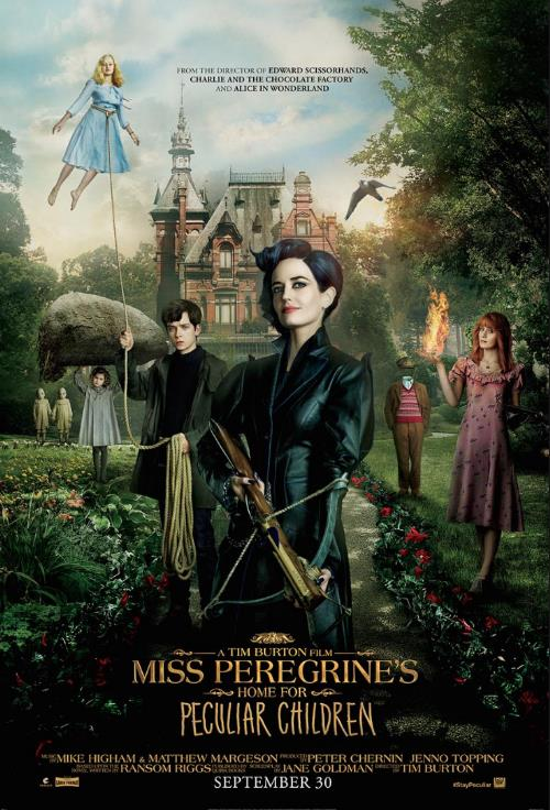 Miss Peregrine's Home For Peculiar Children: MovieReview