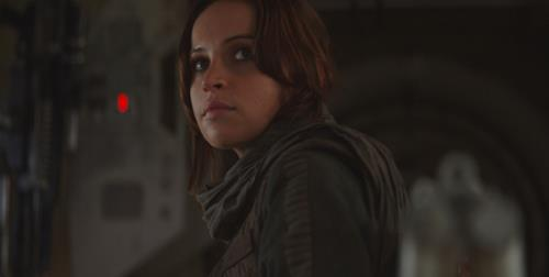 Real Women: Jyn Erso (Rogue One)