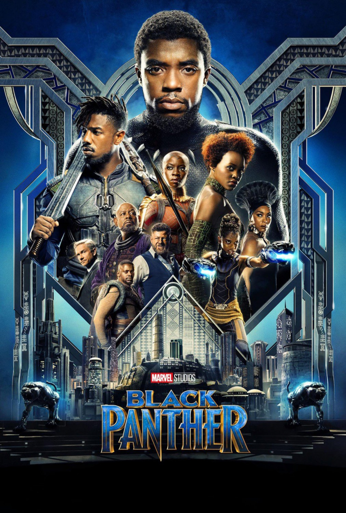 Black Panther, Mostly Spoiler-Free Review