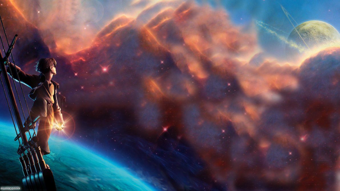 treasure planet gorgeous