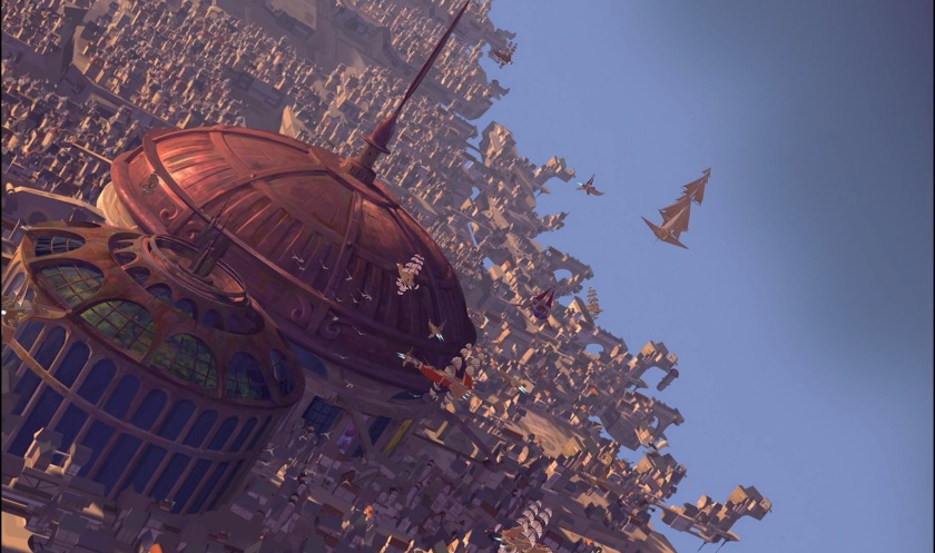 treasure planet world 2