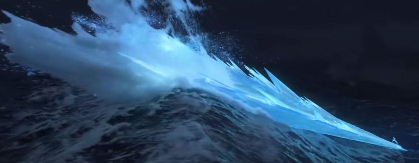 elsa and the ocean 2