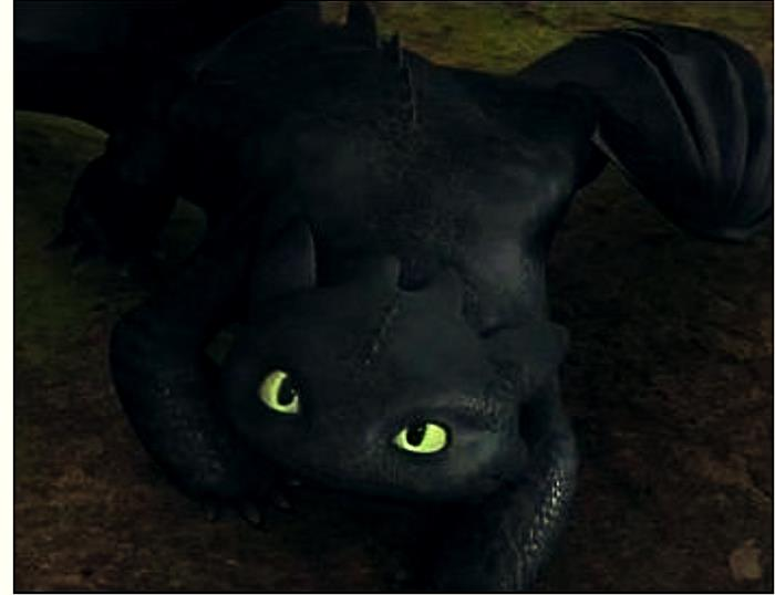 Fierce Toothless