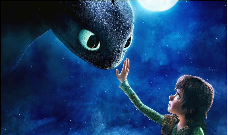 How to Train Your Dragon: What Hiccup and Toothless Mean toMe