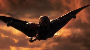hiccup flying on his own