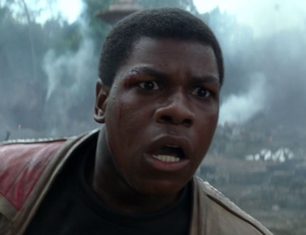 finn horrified