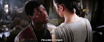 finn im a stormtrooper