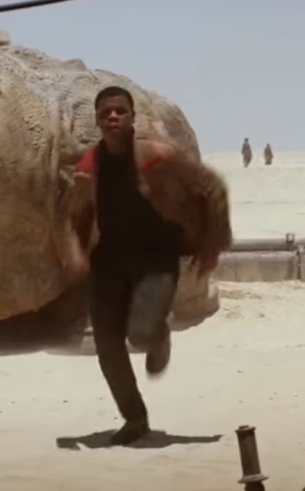 finn to the rescue