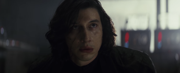kylo on crait