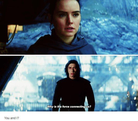 ren and rey force bond