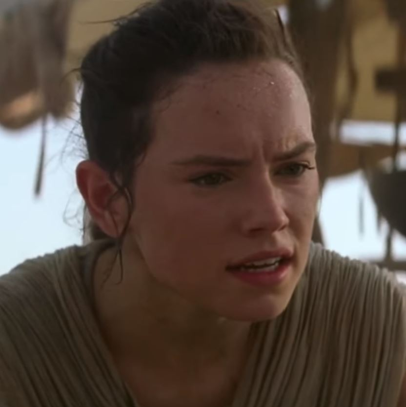 rey are you ok