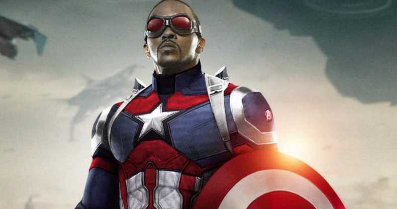 Endgame: Sam Wilson the New Captain America