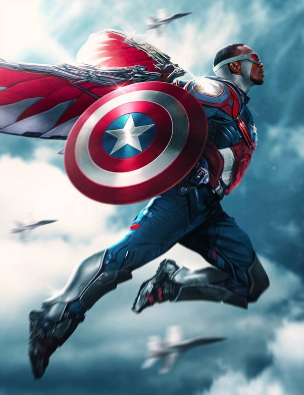 falcon captain america