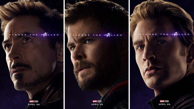 the big three endgame