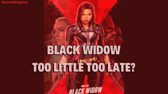 Black Widow…Too Little Too Late?